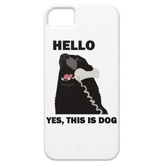 HELLO YES THIS IS DOG CASE FOR THE iPhone 5