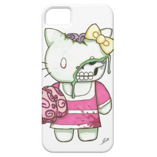 Hello Zombi Phone Case Case For The iPhone 5