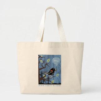 Hellobird Large Tote Bag