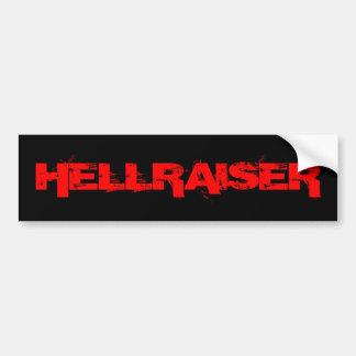 HELLRAISER Bumper Sticker
