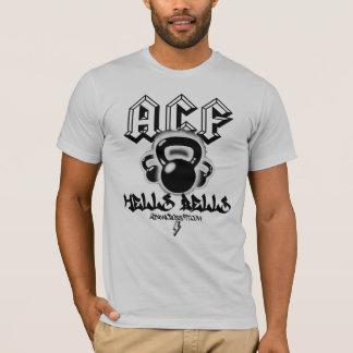 Hells Bells...White On! T-Shirt