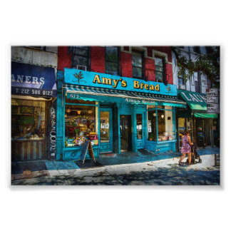 Hell's Kitchen Bakery Print Photo Art