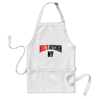 Hell's Kitchen: New York Aprons