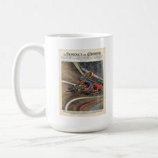 Hellyer Velodrome Domenica Mug