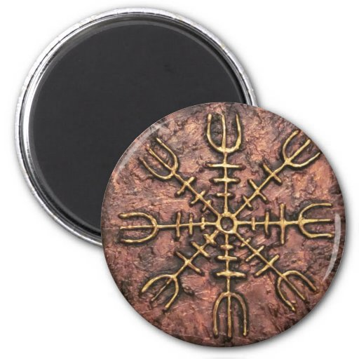 Helm of Awe Magnets
