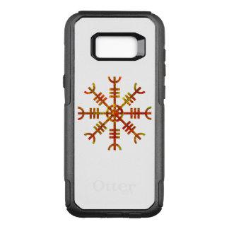 Helm Of Awe Viking Design OtterBox Commuter Samsung Galaxy S8+ Case