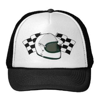 Helmet & Flags Mesh Hat