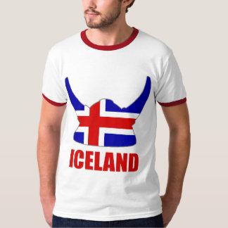 helmet_iceland_iceland10x10 T-Shirt