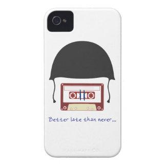 helmet iPhone 4 cover
