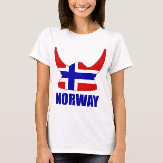 helmet_norway_norway10x10 T-Shirt