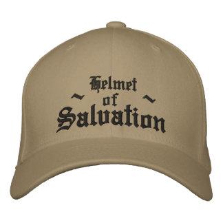Helmet of Salvation Embroidered Baseball Cap