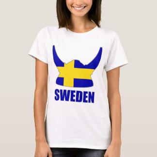 helmet_sweden_sweden10x10 T-Shirt