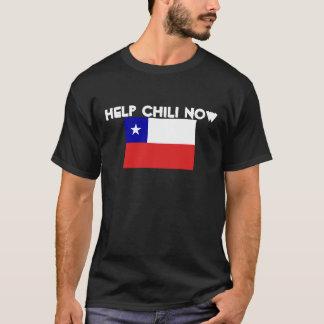 Help Chili Now T-Shirt