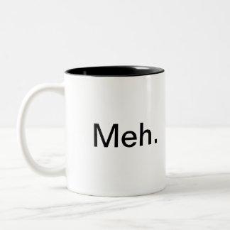 Help Desk Two-Tone Mug