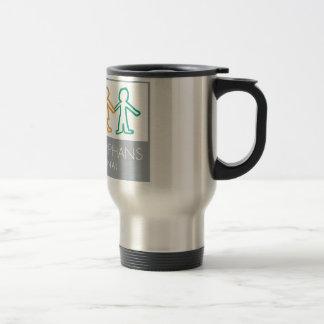 Help for Orphans Stainless Steel Travel Mug