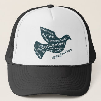 Help grow the movement to #BringBackNice Trucker Hat