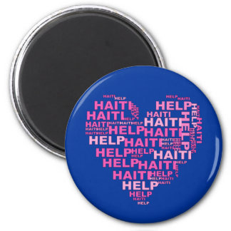 Help Haiti T shirt and Apparel Fridge Magnets
