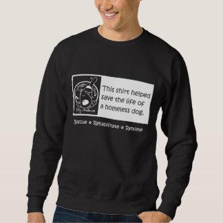Help Homeless Dogs Sweatshirt