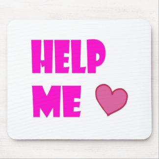help me mousepad