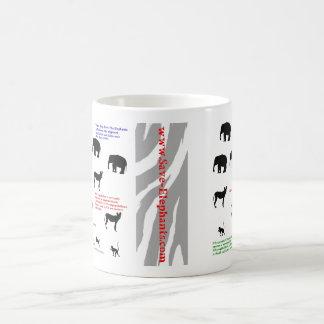 Help Save Endangered Animals Mug