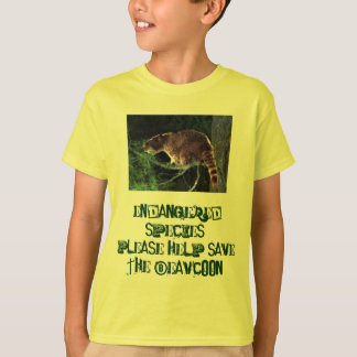 Help Save the Beavcoon T-Shirt