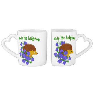Help the Hedgehogs Coffee Mug Set