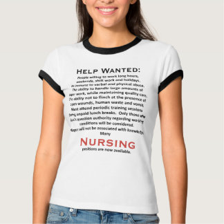 Help Wanted T-Shirt