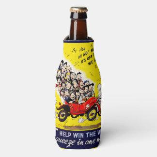 Help Win the War - Carpool Bottle Cooler