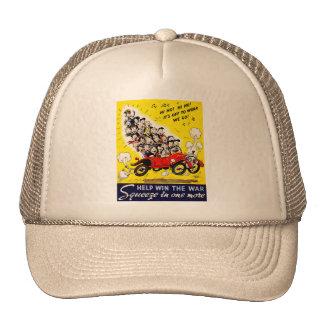 Help Win the War - Carpool Cap