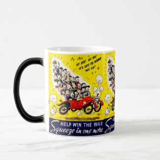 Help Win the War - Carpool Magic Mug