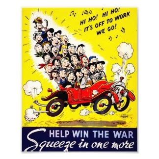 Help Win the War - Carpool Photo