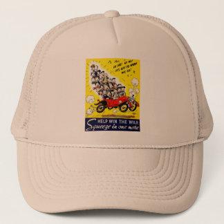 Help Win the War - Carpool Trucker Hat