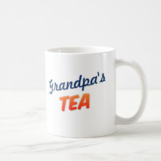 Helpful Tea One Sugar Mug Grandpa