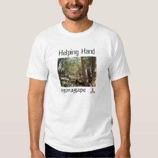 """""""Helping Hand"""" artwear by agoragape Shirts"""