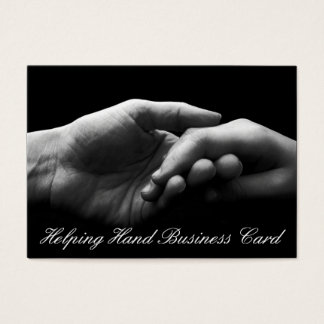 Helping Hand Guidance Business Card