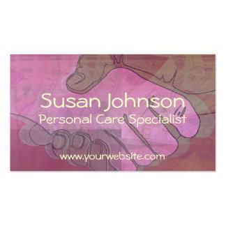 Helping Hands Caregiver Business Cards
