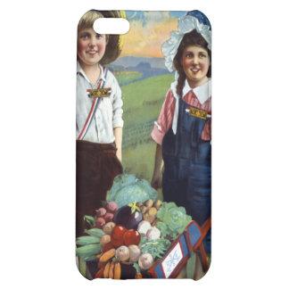 Helping Hoover in our U.S. School Garden iPhone 5C Case