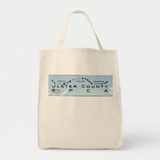 Helpint, Healing, Adopting Print Tote Grocery Tote Bag
