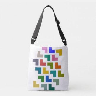 Helpy / Custom All-Over-Print Cross Body Bag
