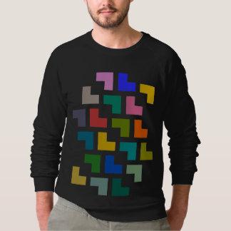Helpy /  Men's American Apparel Raglan Sweatshirt