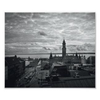 Helsingborg Sweden Photo Art