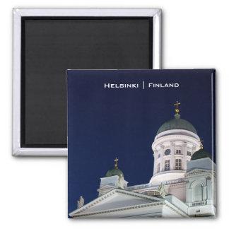 Helsinki Cathedral Magnet