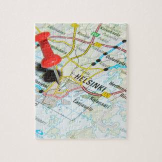 Helsinki, Finland Jigsaw Puzzle