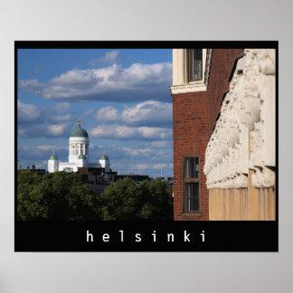 Helsinki, Finland Poster