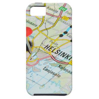 Helsinki, Finland Tough iPhone 5 Case