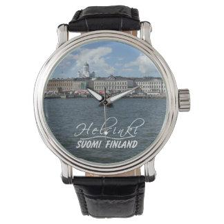 Helsinki Finland watches