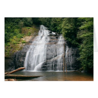 Helton Creek Falls Card