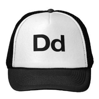 Helvetica Dd Mesh Hats
