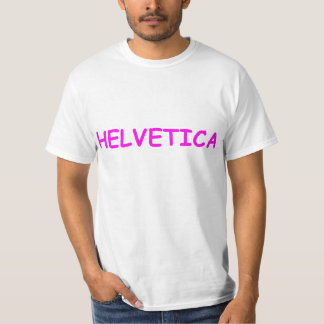 Helvetica Sans MT T-Shirt