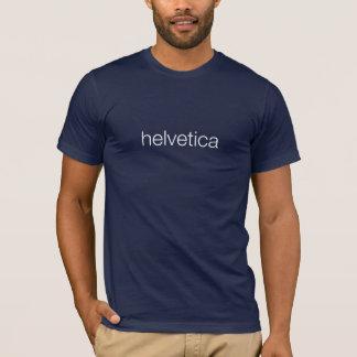 helvetica-white T-Shirt